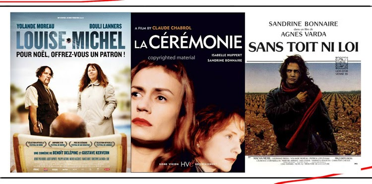 Carteles de cine francés | StyleFeelFree