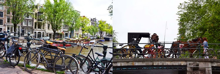 Ámsterdam, ciudad de bicicletas