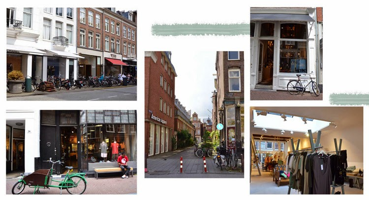Amsterdam de tiendas vintage | Stylefeelfree