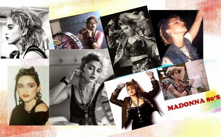 Madonna 80's | Stylefeelfree