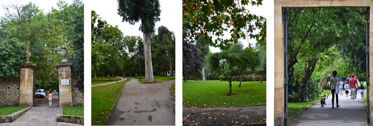Avilés Parque de Ferrara | Stylefeelfree