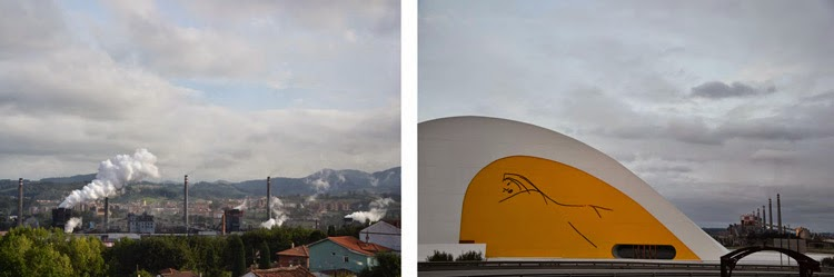 Avilés post-industrial y Niemeyer en fotos | Stylefeelfree