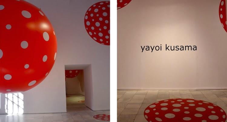 Yayoi Kusama   Museo Reina Sofía   StyleFeelFree