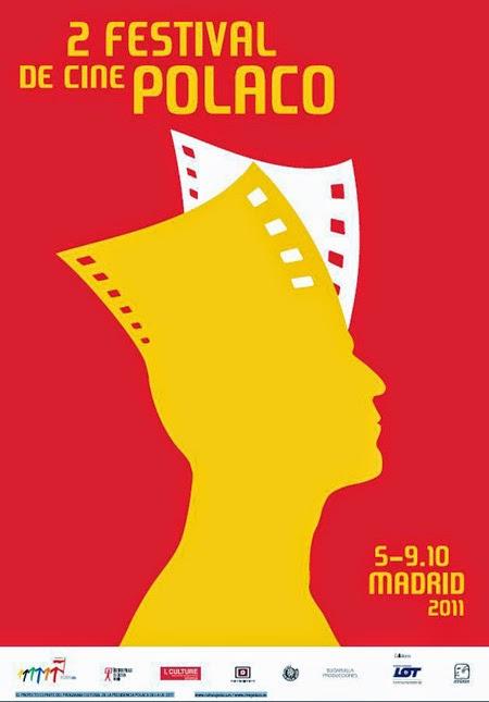 cartel de festival de cine polaco | stylefeelfree