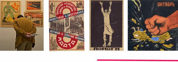 G. Komarov; Dmitri Moor y colectivo Kukriniksi   La Casa Encendida Madrid   Stylefeelfree