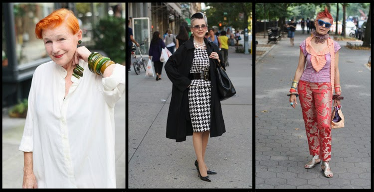 Street Style señoras mayores | Stylefeelfree