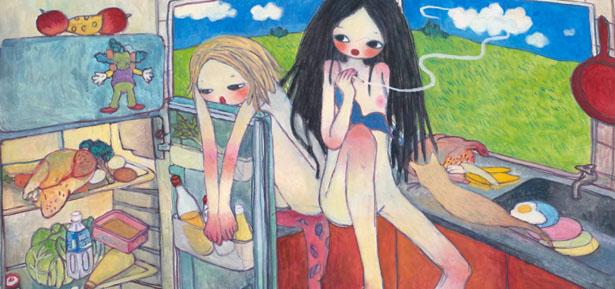 Aya Takano en Perrotin