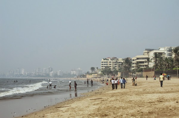 Juhu beach | India | Stylefeelfree