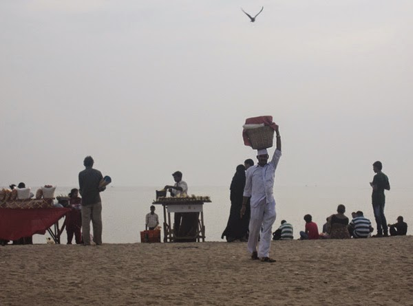 Chowpatty beach | India | Stylefeelfree