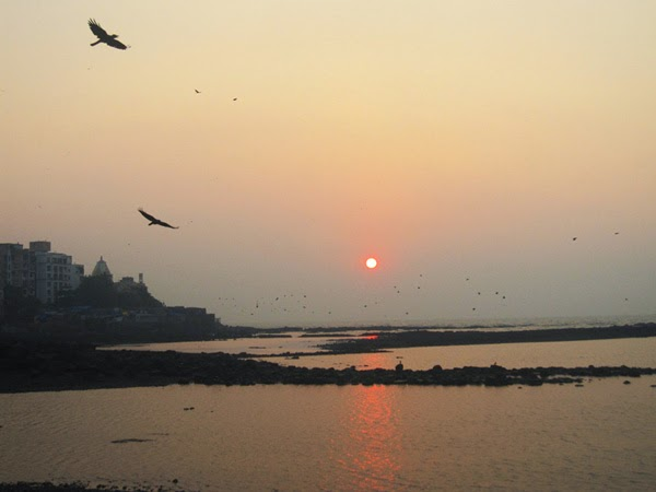 Atardecer desde Haji Ali Dargah | India | Stylefeelfree