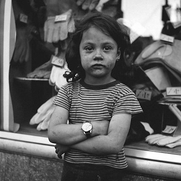 Vivian Maier, la fotógrafa anónima, sale a la luz