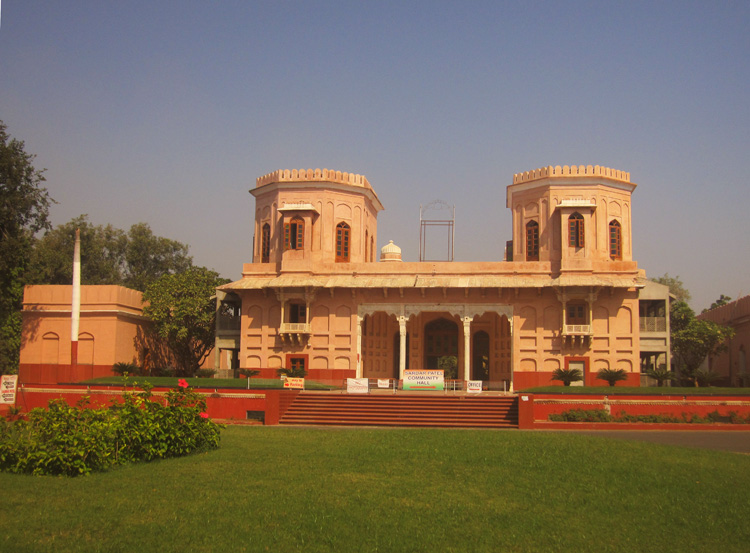 Ahmedabad, histórica y próspera