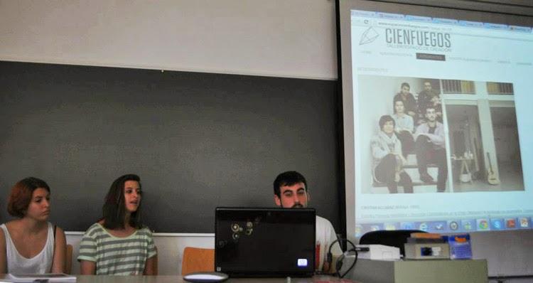 Cienfuegos: dinamizador cultural en Málaga