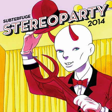 Stereoparty, subterfuge records | Stylefeelfree