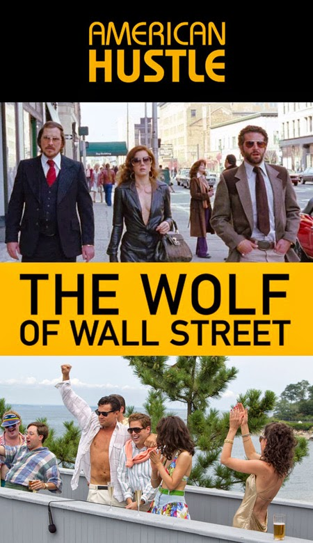 American Hustle | The Wolf of Wall street | Oscar 2014 | stylefeelfree