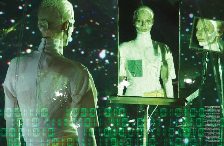 Perdida en el ciberespacio
