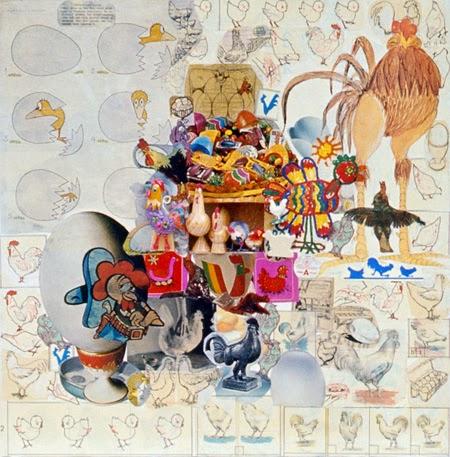 Carole Itter   el huevo en el arte   Stylefeelfree