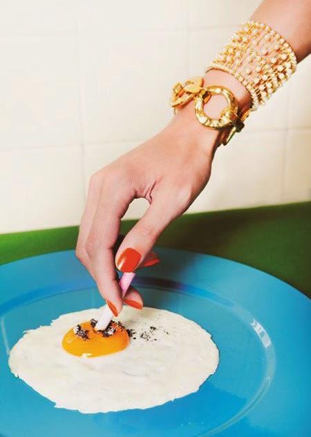 Miles Aldridge   el huevo en el arte   Stylefeelfree Carole Itter, stylefeelfree
