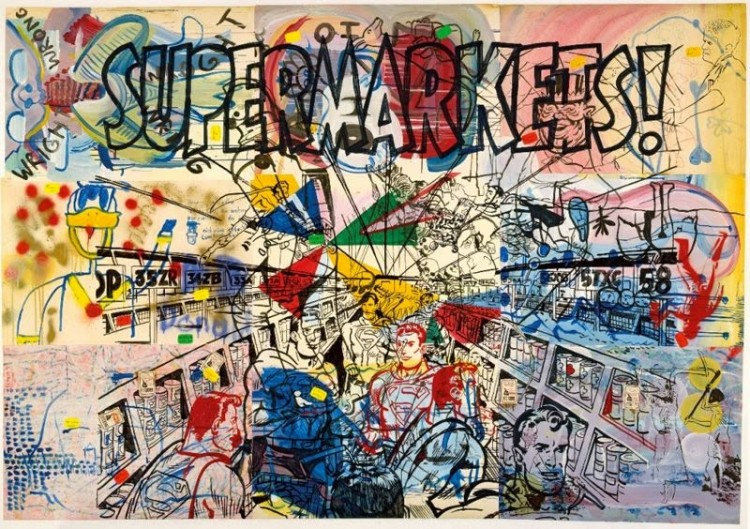 Supermarkets, 1976 en el MOMA | stylefeelfree