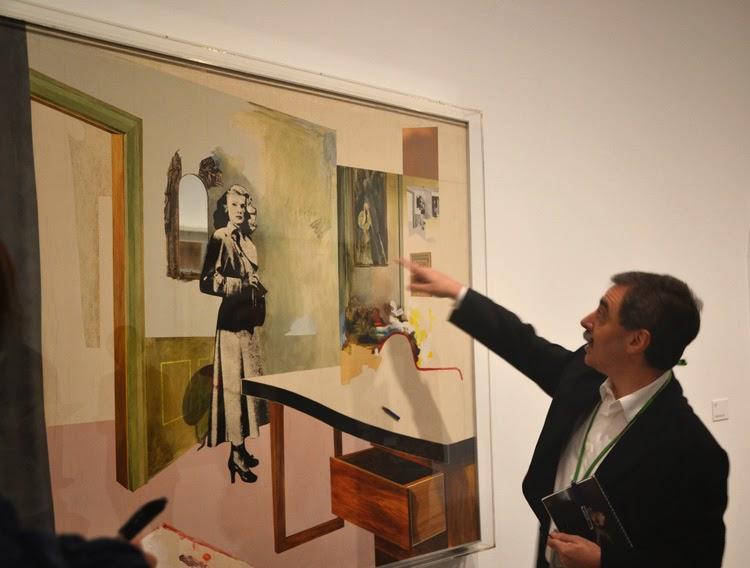 Manuel Borja-Villel en el Museo Reina Sofía de Madrid | Stylefeelfree