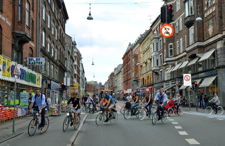 Copenhague, modelo de mundo feliz posible