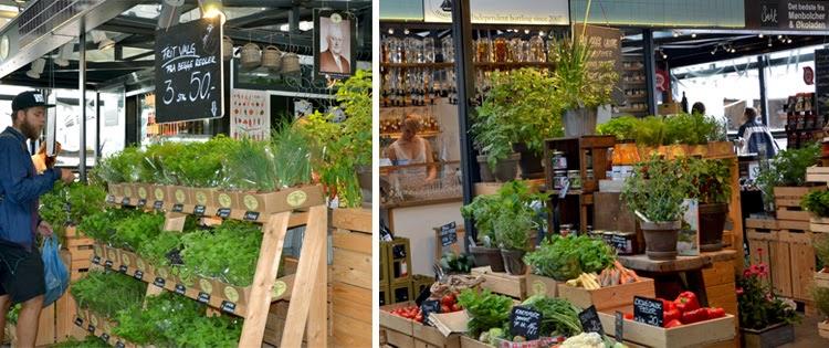Mercado de Torvehallerne | Copenhague | Stylefeelfree