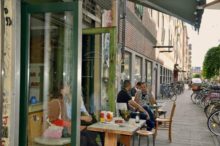 Salir por Copenhague, Vesterbro y Norrebro | stylefeelfree