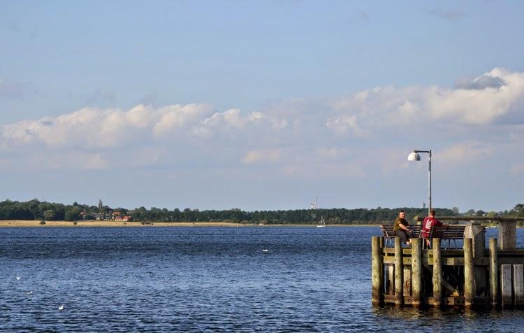Puerto de Roskilde en Dinamarca | stylefeelfree
