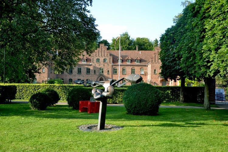 Monasterio de Roskilde, Kloster, edificio histórico Dinamarca | stylefeelfree