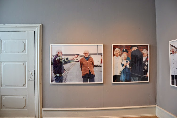 Interior del Museo de Arte Contemporáneo, Roskilde | stylefeelfree