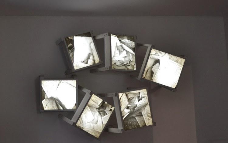 exposición DISurbia, la piel olvidada de Eduardo Valderrey en galería Rafael Pérez Hernando | stylefeelfree