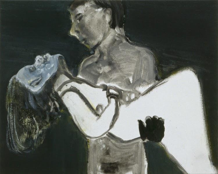 The image as burden por Marlene Dumas. Exposición The Image as Burden | Stylefeelfree