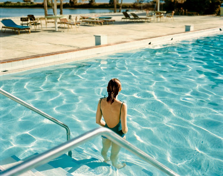 Ginger Shore, Florida,  del fotógrafo Stephen Shore | stylefeelfree