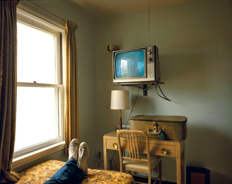 Habitación 125 en Idaho Falls del fotógrafo Stephen Shore | stylefeelfree
