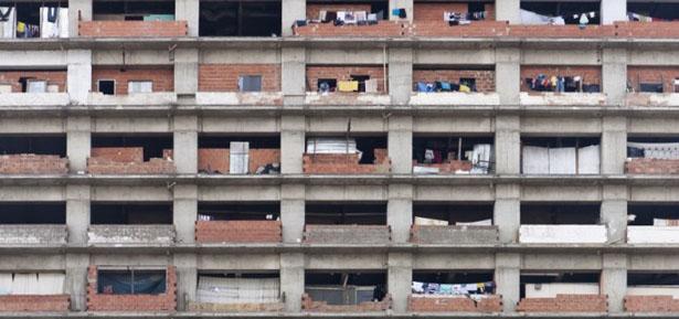 Órdenes y desórdenes arquitectónicos
