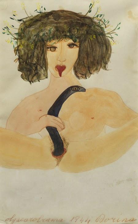 Dorina de Carol Rama en el MACBA | stylefeelfree