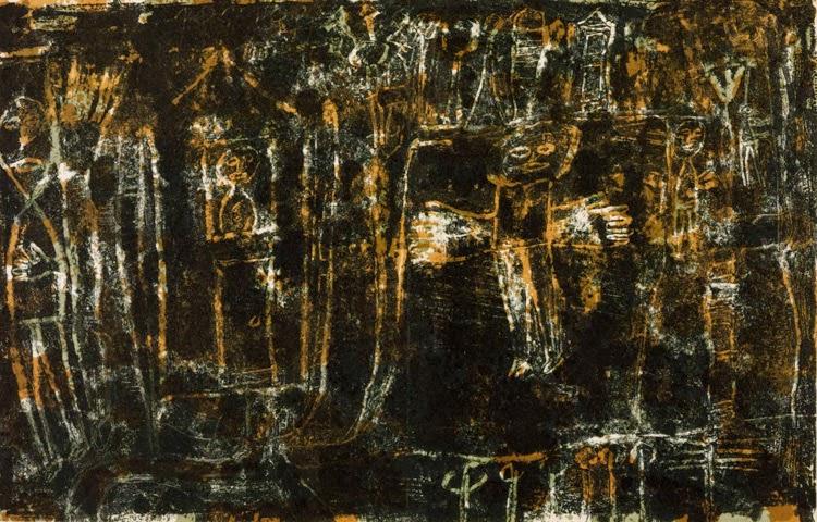 Obra de Jean Dubuffet en el Moma de Nueva York   stylefeelfree