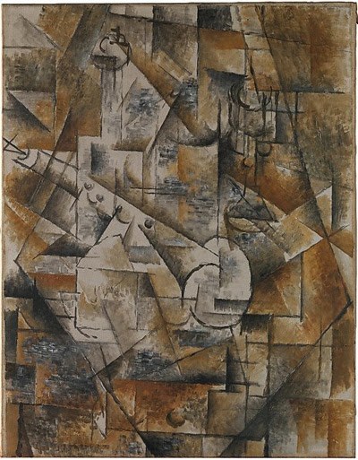 Cubismo en el Met. Obra de George Braque | stylefeelfree