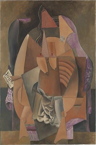 exposición sobre el cubismo en el MET. Obra de Pablo Picasso | stylefeelfree