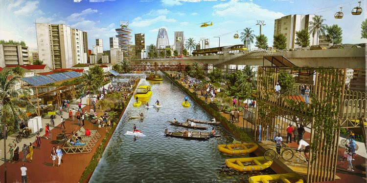 Exposición sobre Arquitectura y Urbanismo en las metrópolis el Moma_Tactical Urbanism for Expanding Megacities_stylefeelfree