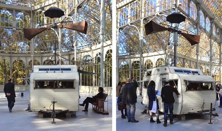Instalación en el Palacio de Cristal | StyleFeelFree
