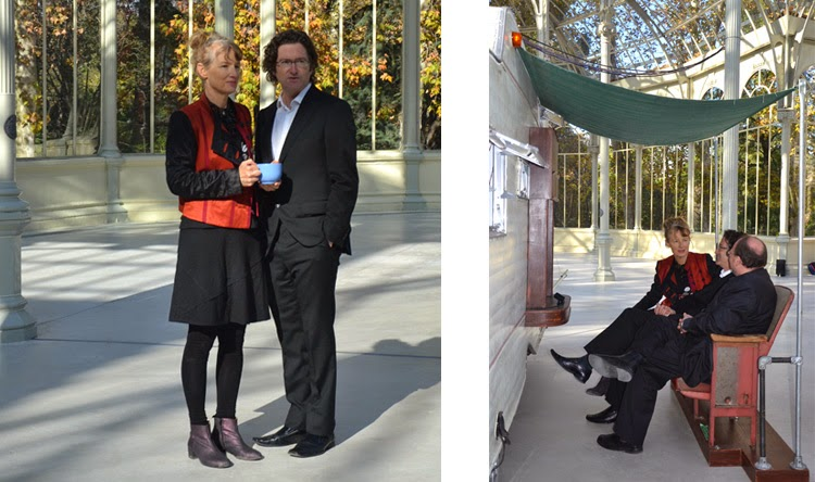 Instalación de J. Cardiff & G. Bures en el Palacio de Cristal | StyleFeelFree