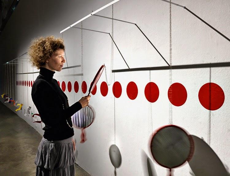 4 doubles miroirs | galería Serpentine Sackler | stylefeelfree