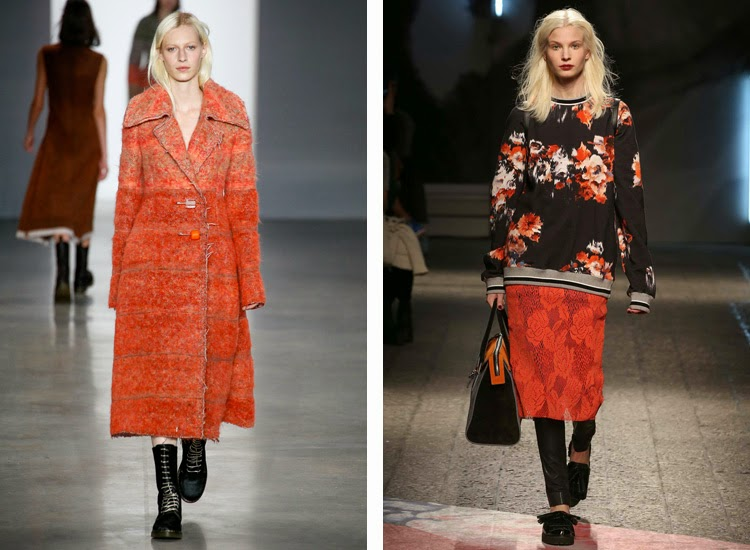 tendencias moda: naranja | Stylefeelfree