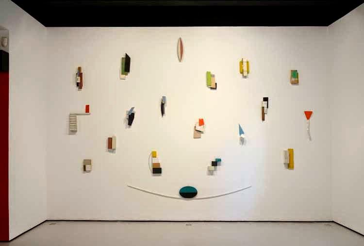 Carlos Pascual. La autonomía del objeto evocado
