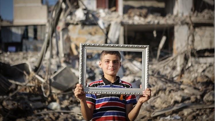 Nacido en Gaza o el estigma de nacer en tierra de nadie