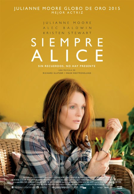 Película : Siempre Alice | StyleFeelFree