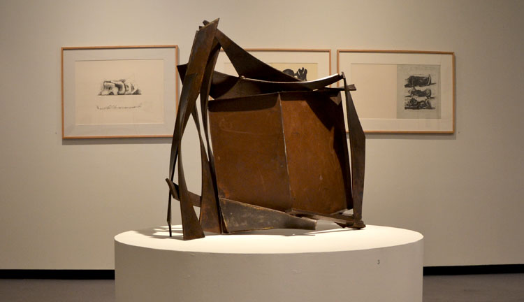 Anthony Caro, escultura inglesa en Juan March | Stylefeelfree