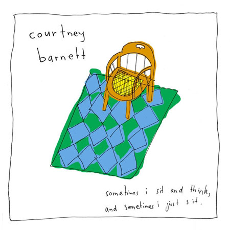 """Sometimes I sit and think and sometimes I just sit"" 