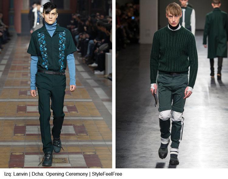 tendencias moda masculina | cuello alto | stylefeelfree